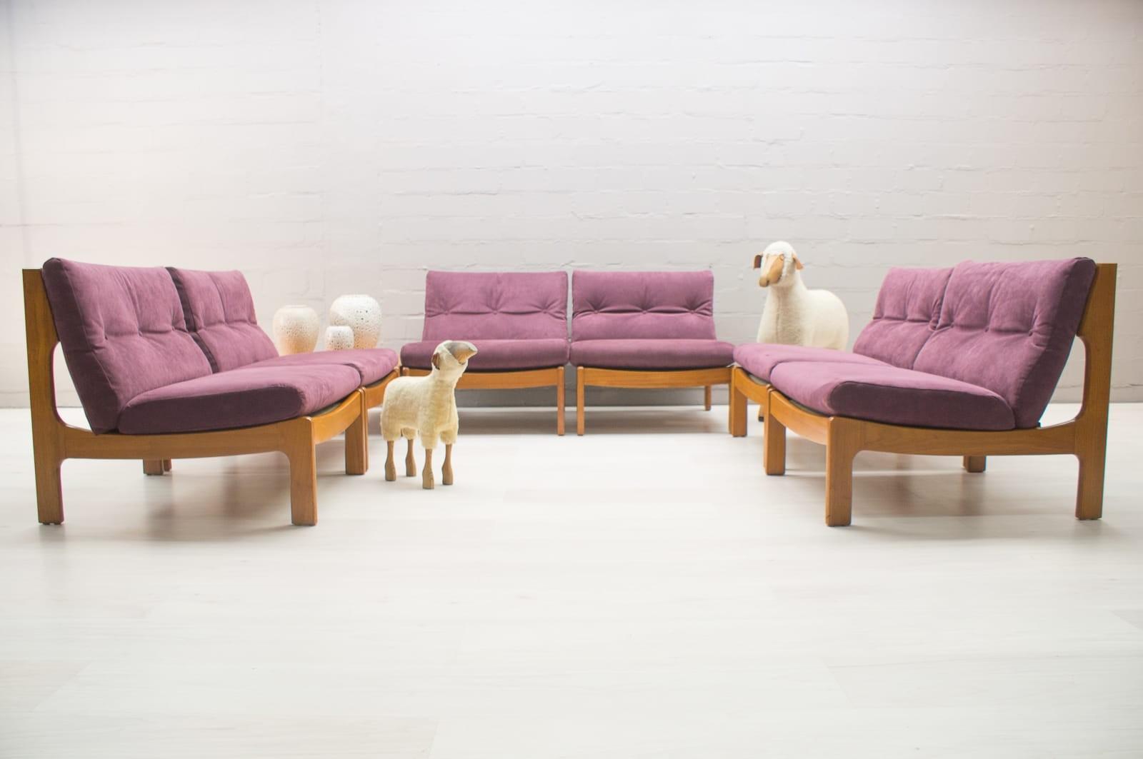 Vintage Scandinavian living room set - 1960s - Design Market