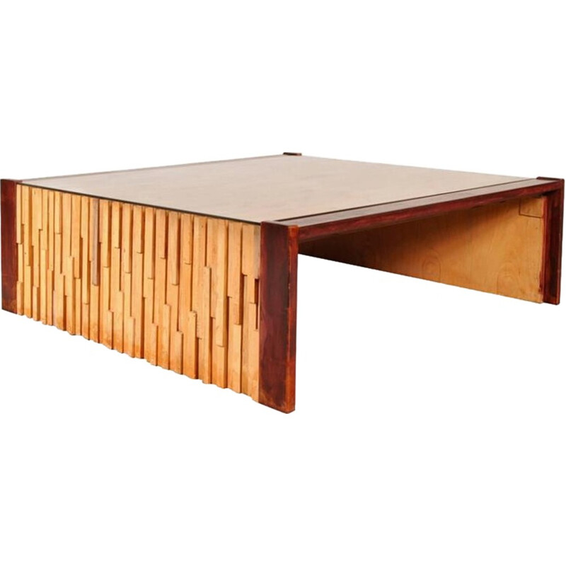 Large Edition Coffee Table by Percival Lafer - 1960s