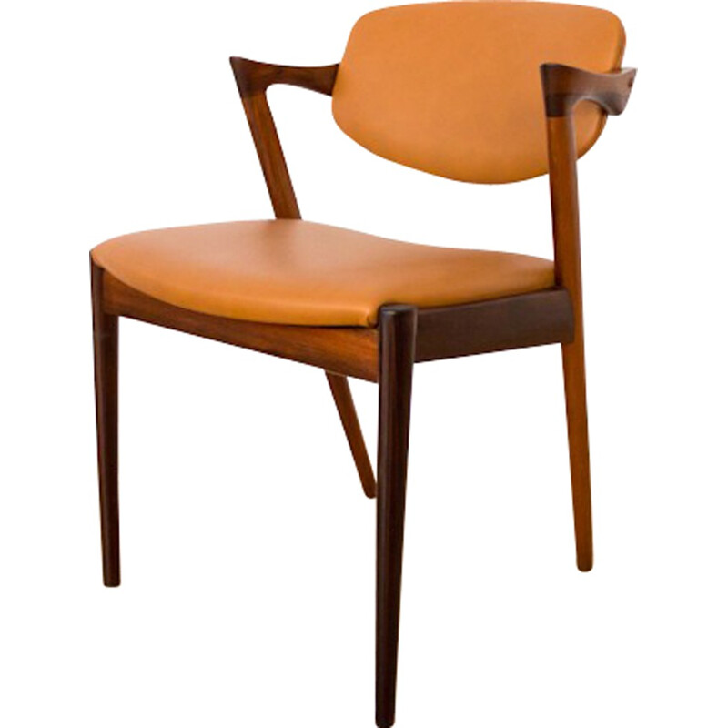Z Chair by Kai Kristiansen made of Rio Rosewood - 1960s