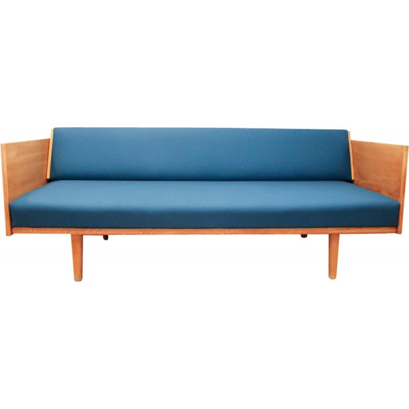 Sofa Bed Re Upholstered By U0027Hans Wegneru0027   1950s