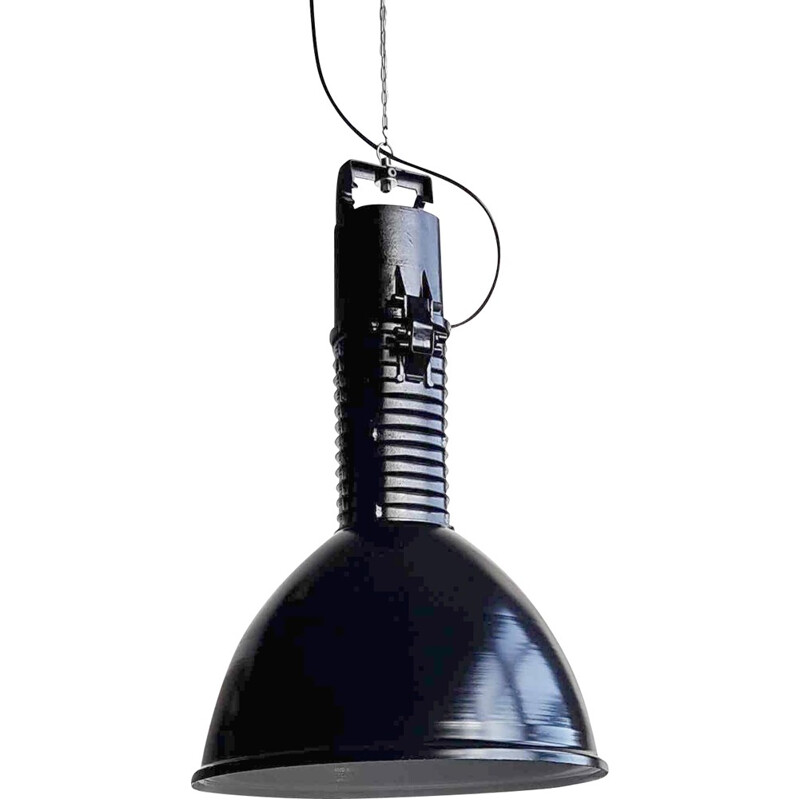 Giant Industrial Factory Pendant Light Lamp - 1983