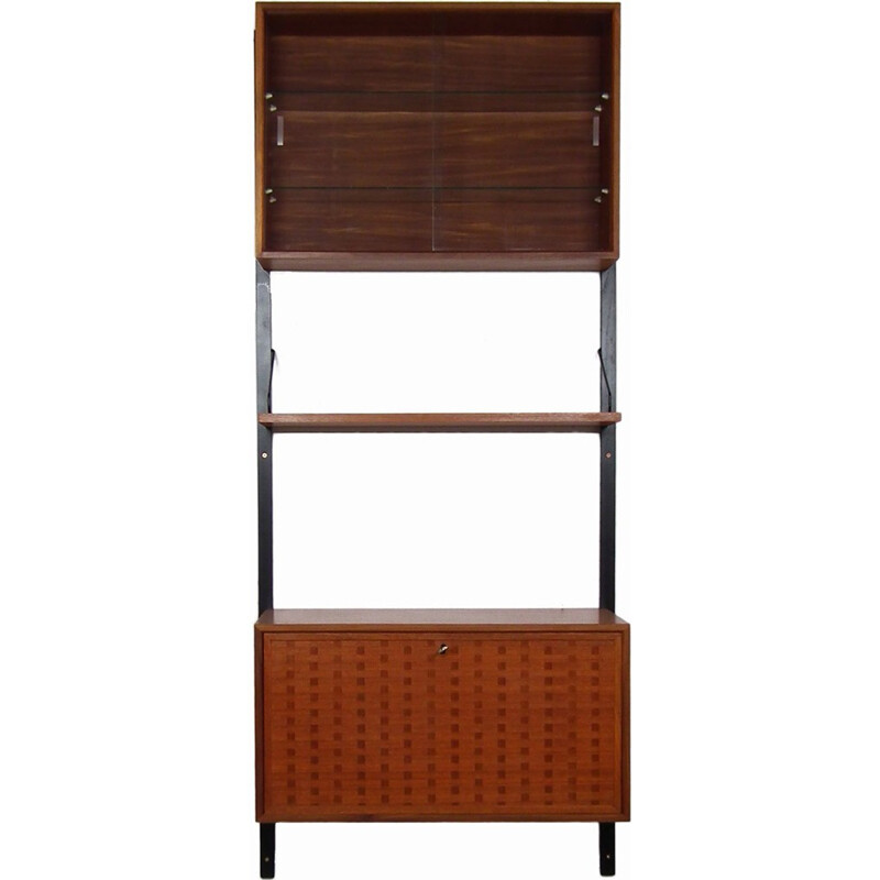 Wall cupboard by Poul Cadovius for Royal System - 1940s