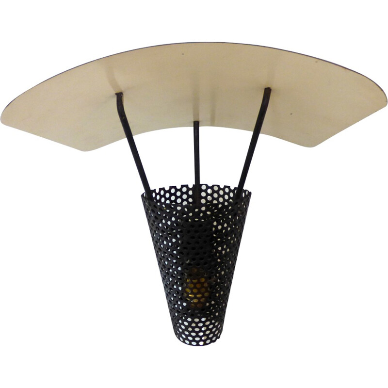 Kite wall lamp by Jacques Biny - 1960s