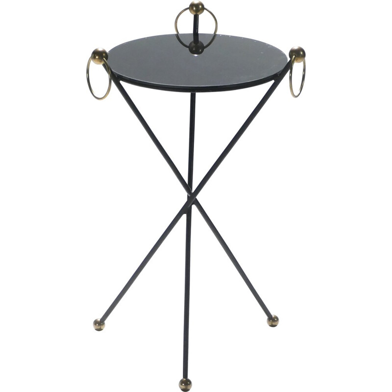 Jacques Tournus's neoclassical side table - 1950s