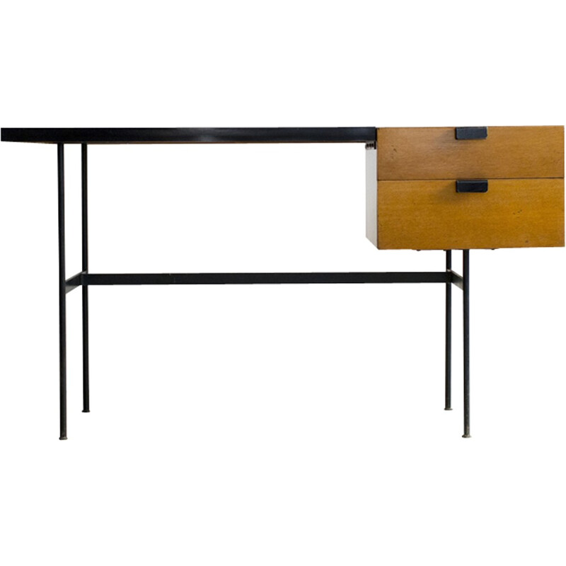 CM141 Desk by Pierre Paulin for Thonet Edition - 1950s