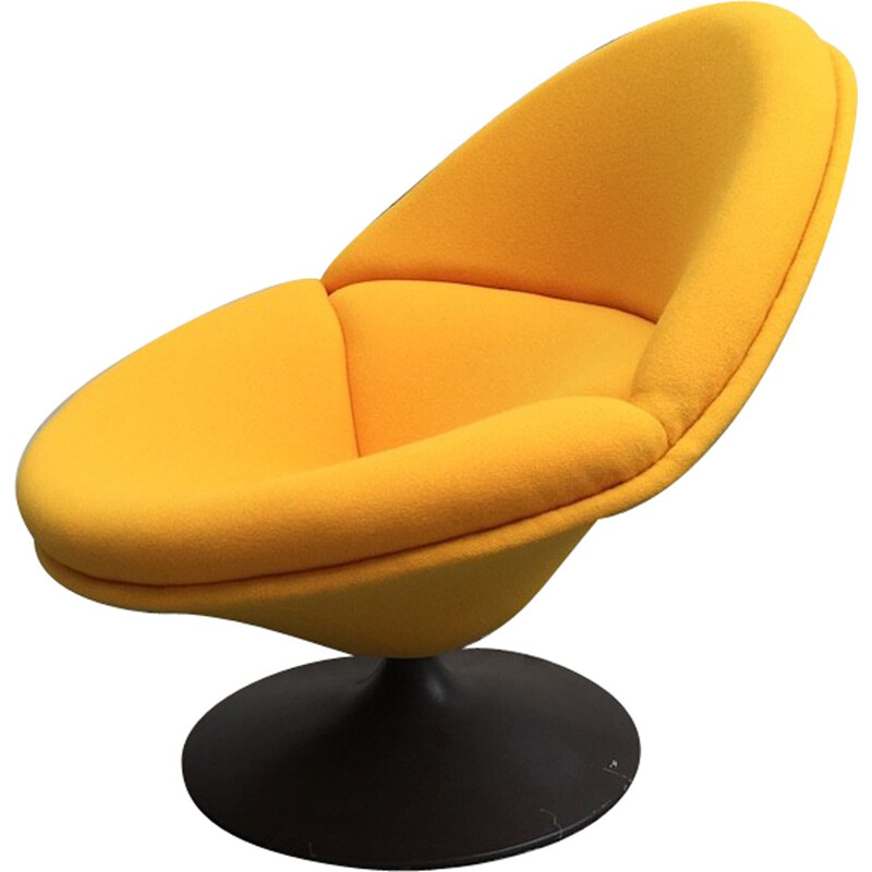 Globe armchair F553 by Pierre Paulin for Artifort - 1970s