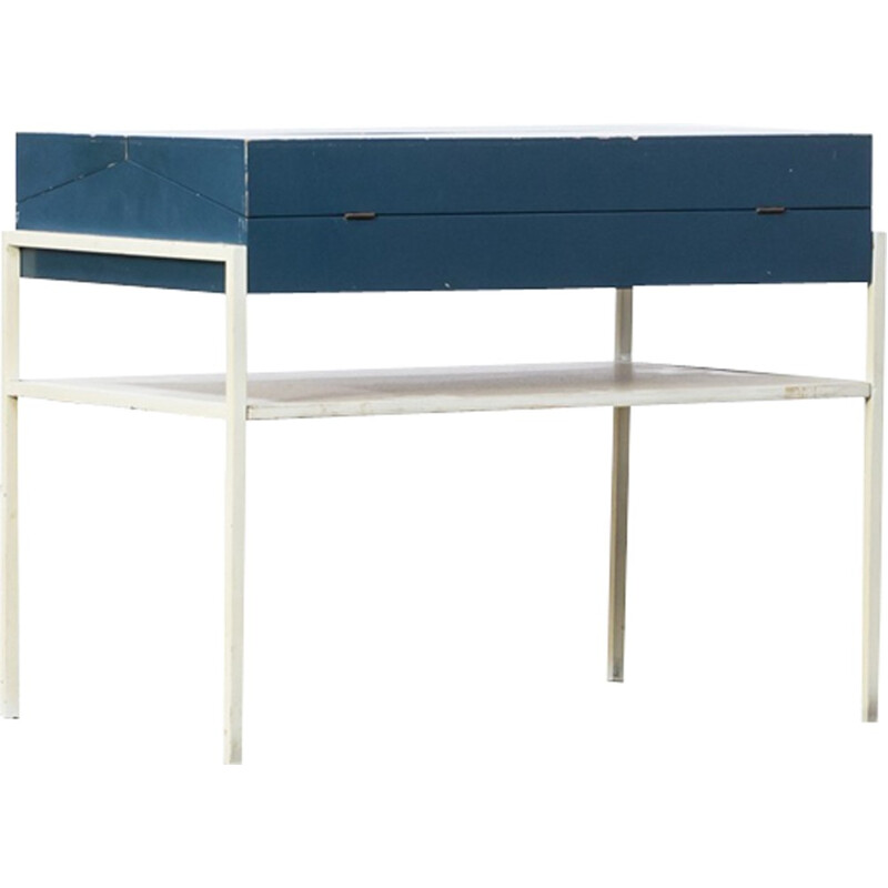 Sewing box table by Coen de Vries for Tetex - 1950s