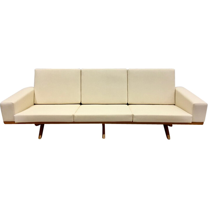 Reupholstered sofa by Georg Thams for AS Vejen Møbelfabrik - 1960s