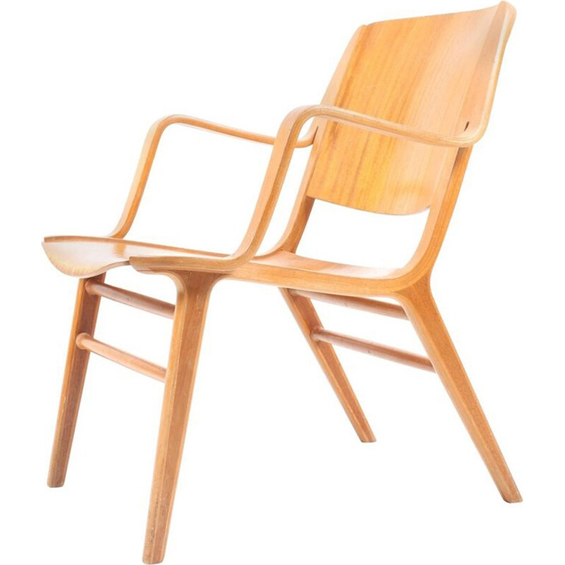 AX Lounge Chair by Hvidt & Mølgaard - 1950s