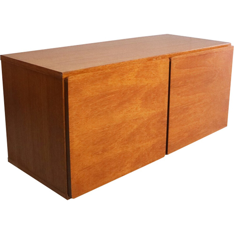 Vintage cabinet with 2 door by Beaver and Tapley - 1970s