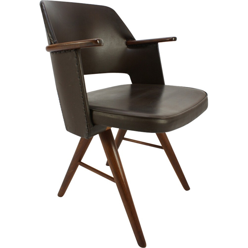 Vintage FT30 armchair by Cees Braakman for Pastoe - 1954