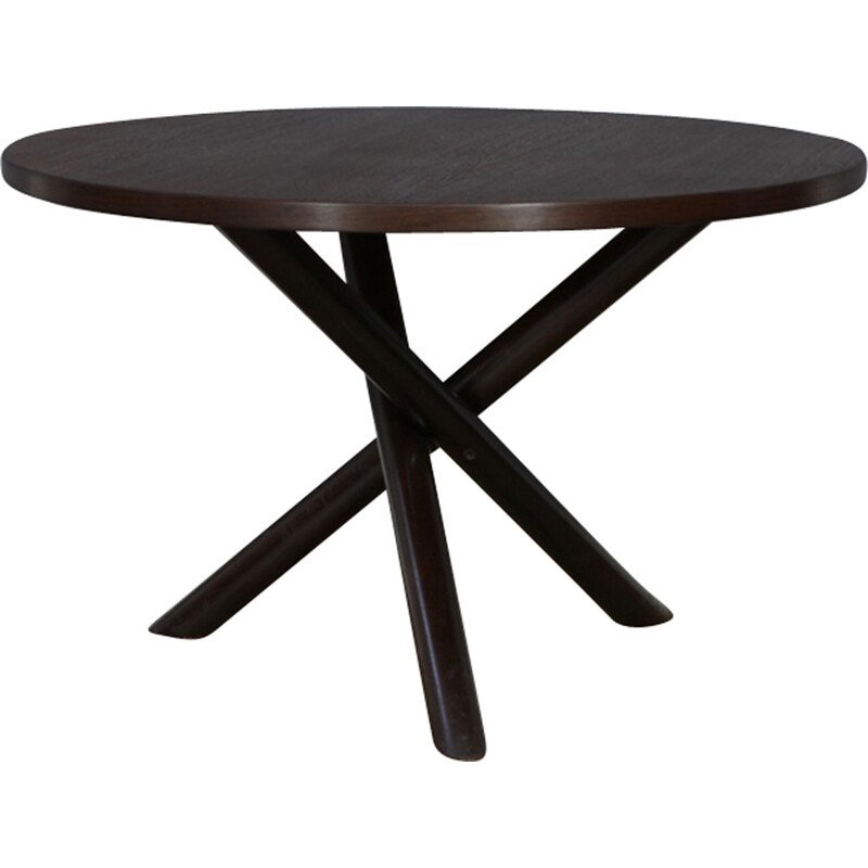 Round Dining Table by Martin Visser for 't Spectrum - 1960s