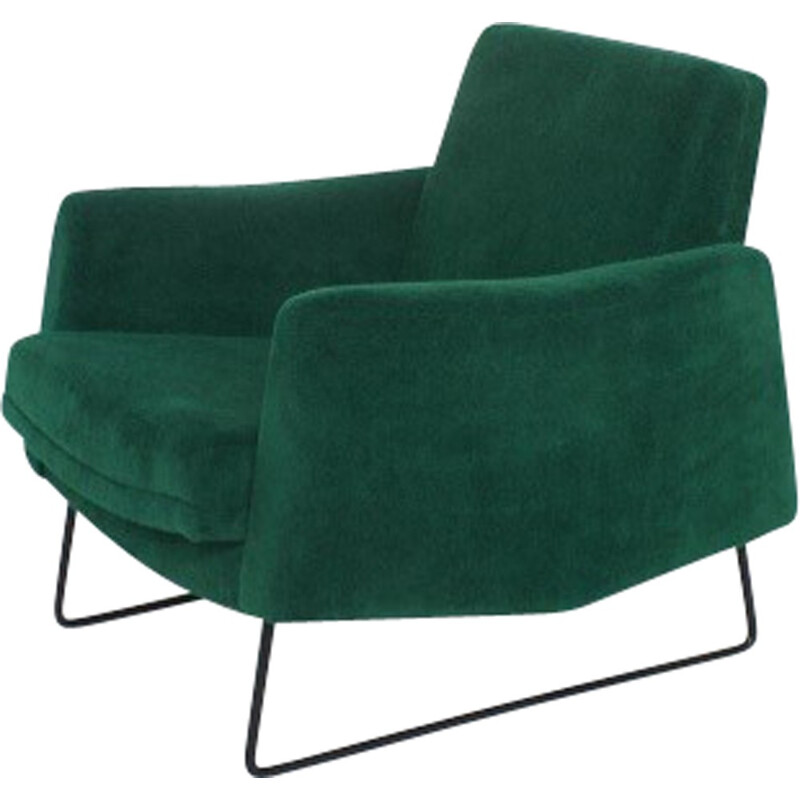 Prelude model armchair by Louis Paolozzi - 1950s