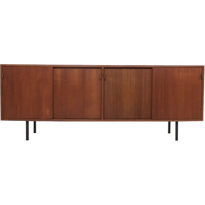 Walnut sideboard by Florence Knoll - 1960s