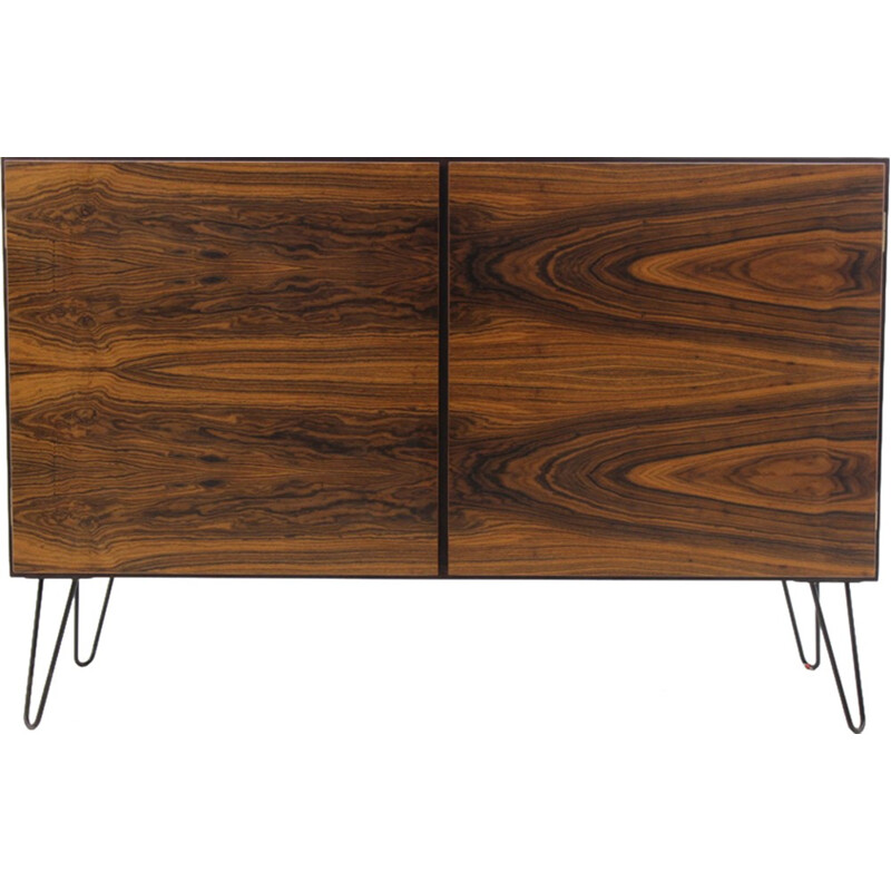 Mid-century Upcycled Rosewood sideboard for Omann Jun. - 1960s