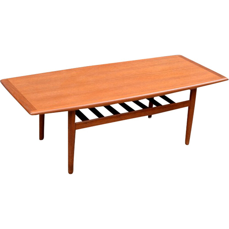 Coffee table by Grete Jalk for Glostrup - 1960s