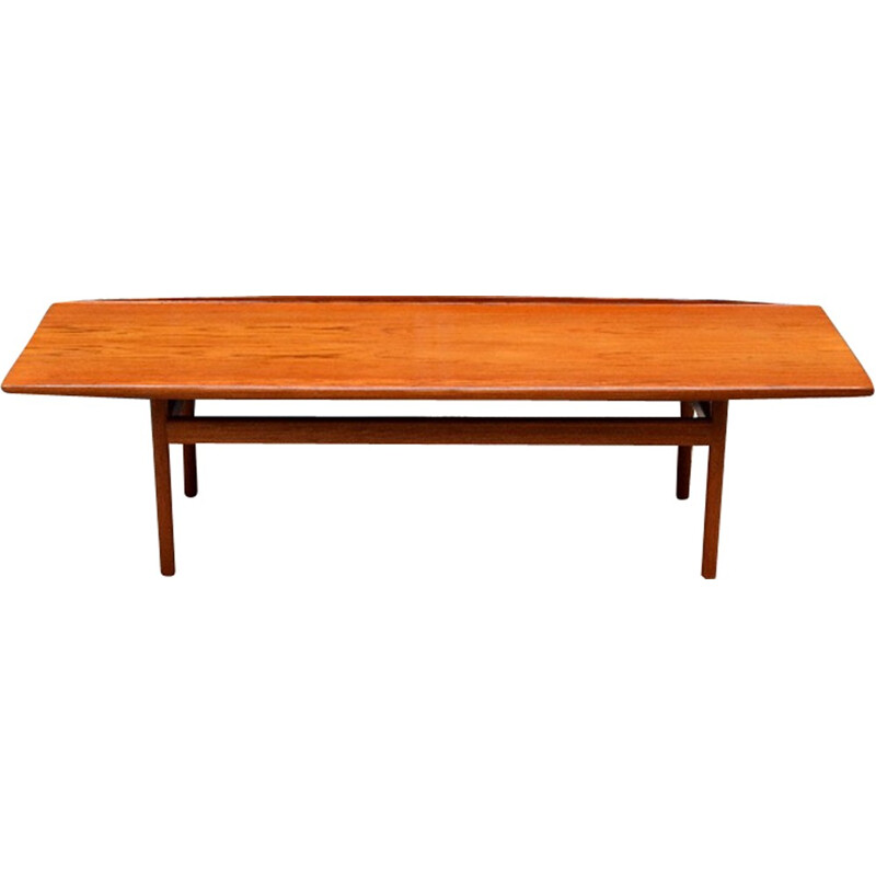 Scandinavian coffee table by Grete Jalk - 1960s