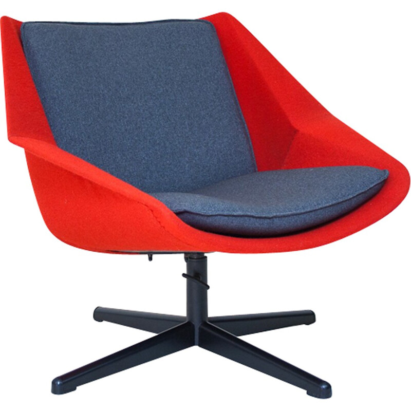 Vintage FM08 armchair by Cees Braakman for Pastoe - 1950s