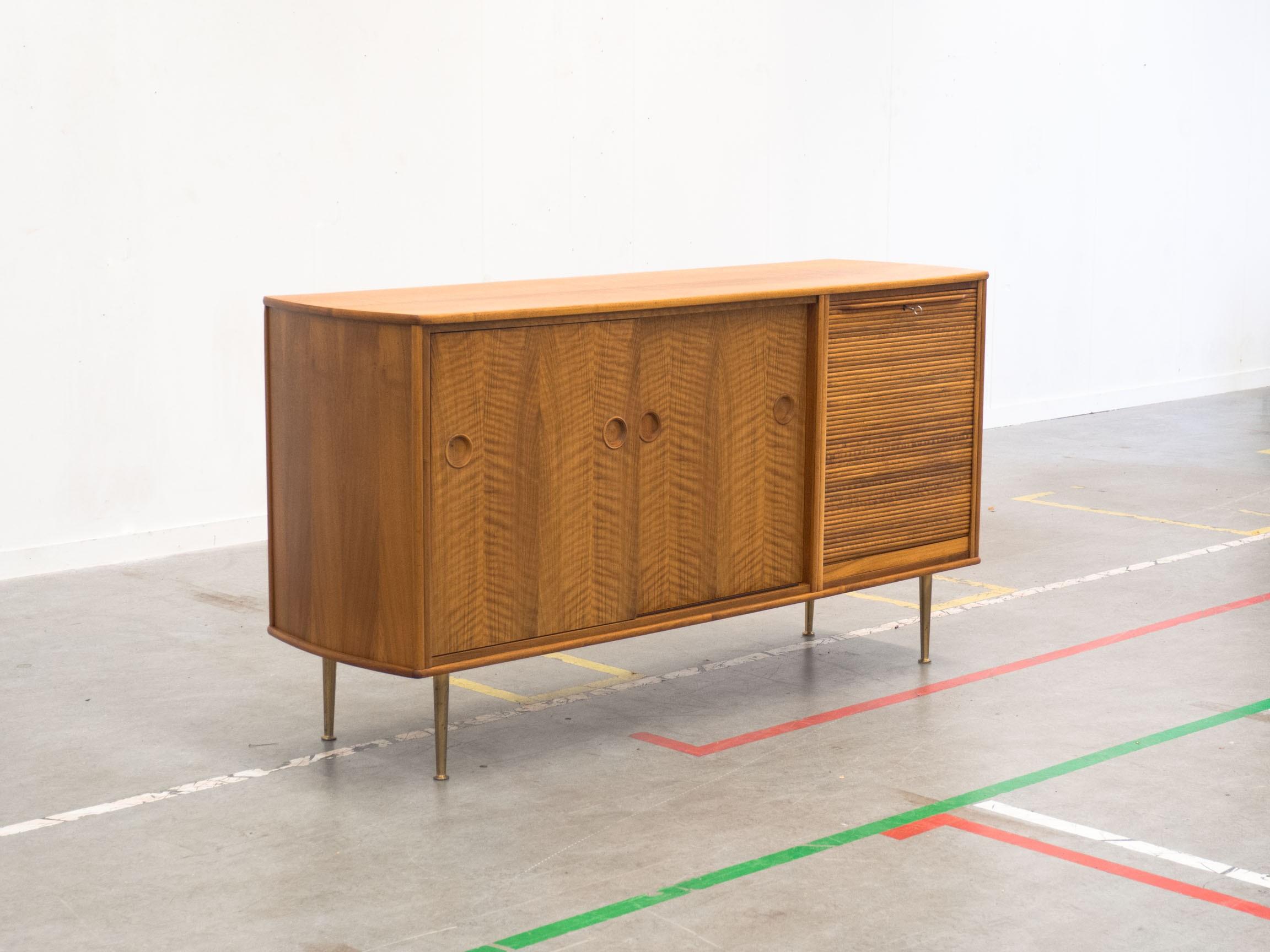 Fristho Modernart Series Sideboard By William Watting 1950s  # Meuble Tv Watts