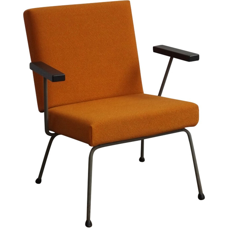 Gispen 415 Lounge Chair by Wim Rietveld - 1960s