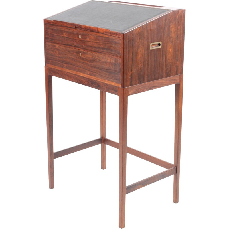Mid-century Rosewood Desk by Langkilde - 1950s