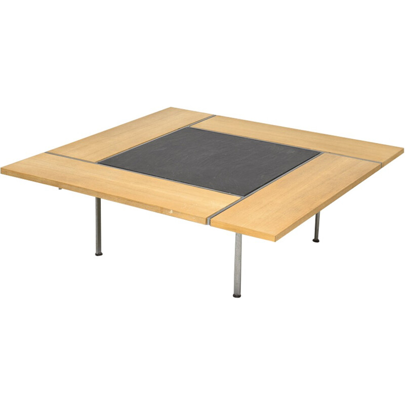 Vintage BO750 coffee table by Fabricius & Kastholm for Bo-Ex - 1970s