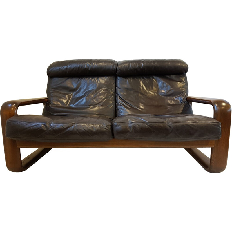 Vintage Hombre sofa by Burkhard Voghterr for Rosenthal - 1970s
