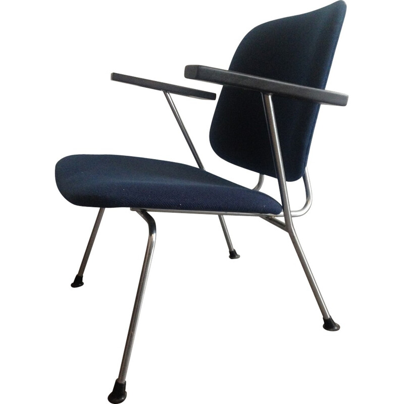Vintage lounge chair by W.H. Gispen for Kembo - 1960s