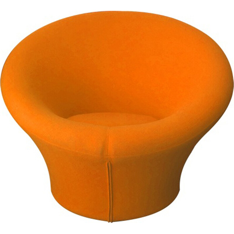 "Vintage ""Mushroom"" armchair by Pierre Paulin for Artifort - 1960s"