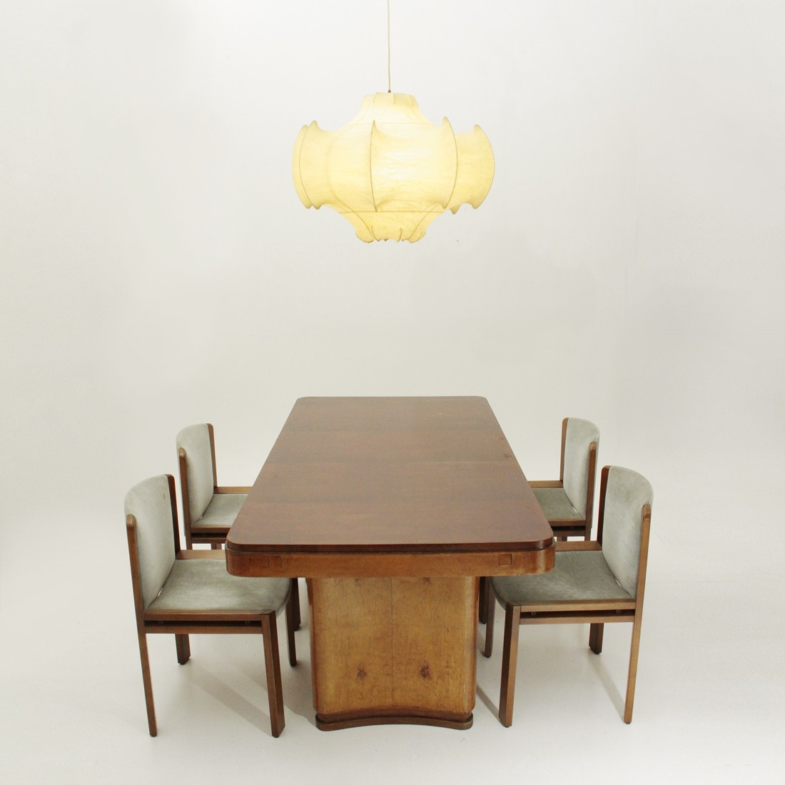 Vintage Italian Dining Table   1940s. Previous Next
