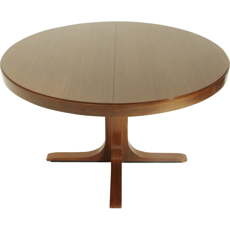 "Vintage extending dining table ""Model SP 209"" by Giovanni Ausenda for Stilwood - 1960s"