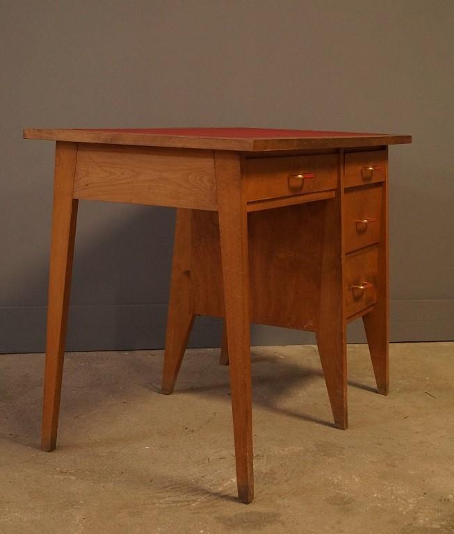 Vintage Wooden Desk Compass Base 1950s Previous Next