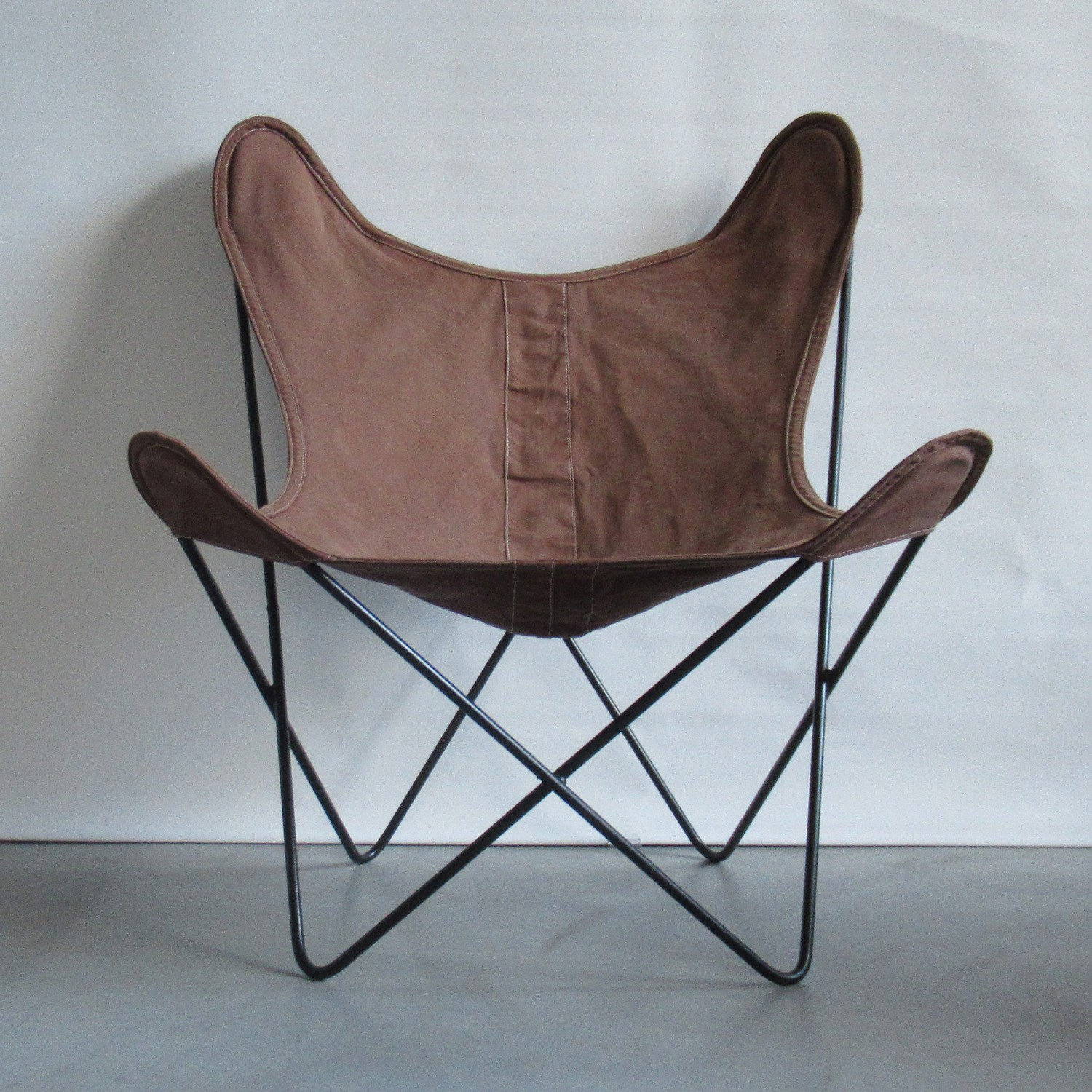 Mid Century Butterfly Armchair For Meurop   1960s. Previous Next