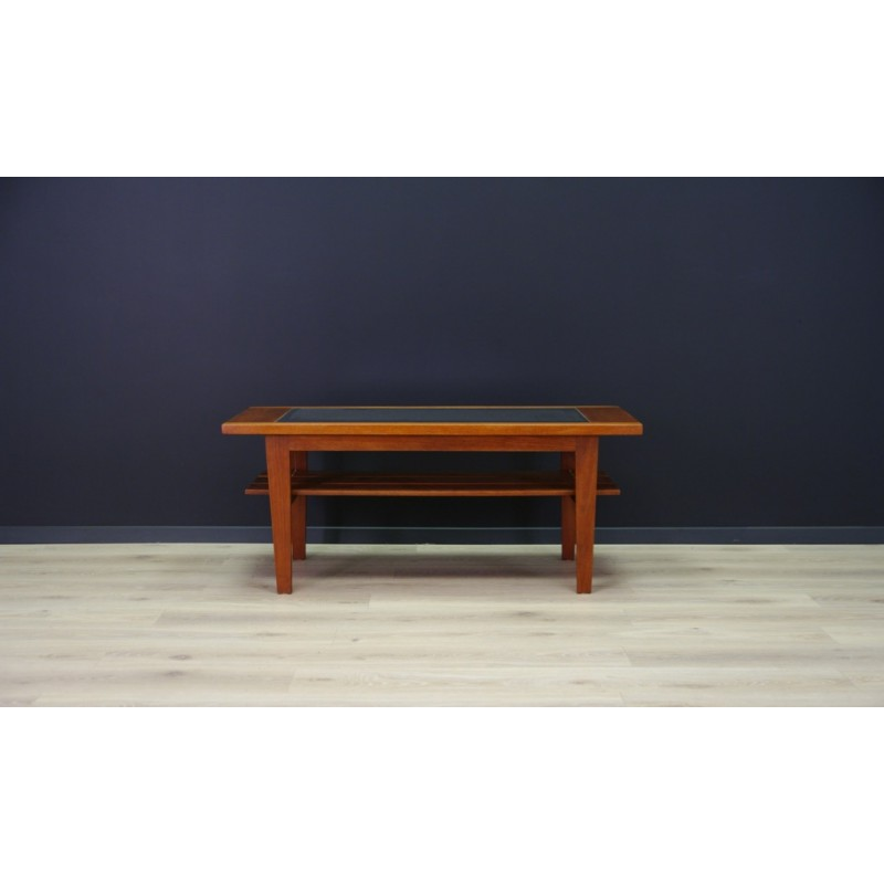 Vintage Coffee Table Teak Retro