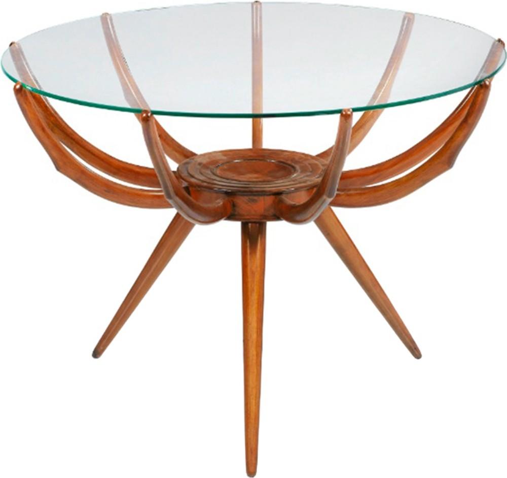 Vintage Spider Leg Coffee Table By Carlo Di Carli 1960s  # Meuble Tv Carlo