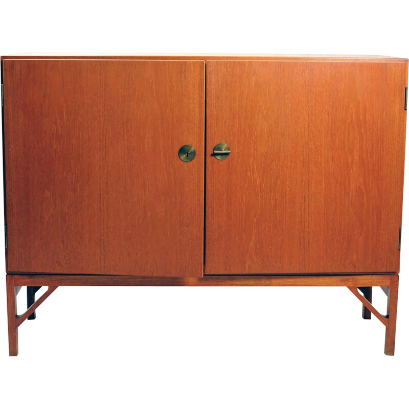 Mid century teak sideboard by Borge Mogensen for FDB Mobler - 1960s