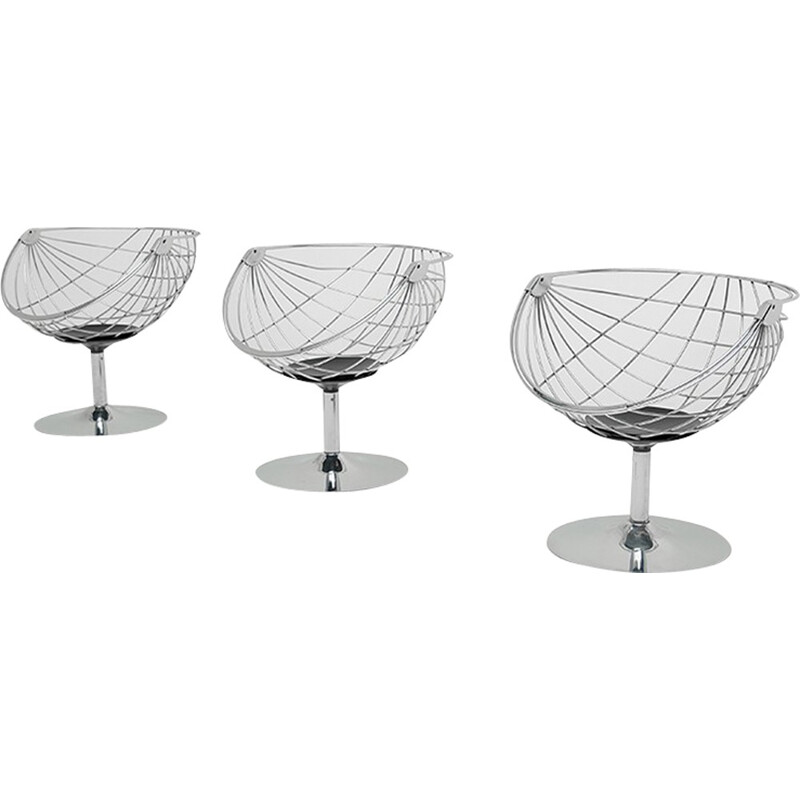 Vintage chairs by Rudy Verelst for Novalux - 1970s