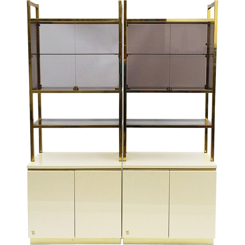 Vintage Display Cabinet by Eric Maville For Romeo - 1970s