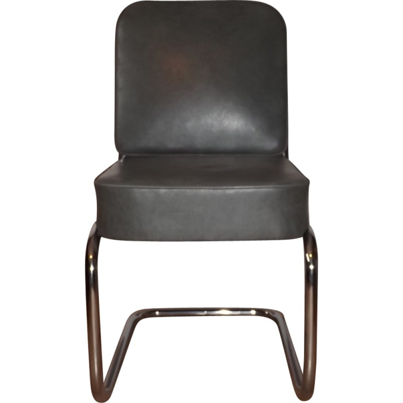 Vintage Desk Chair By Marcel Breuer For Thonet 1950s