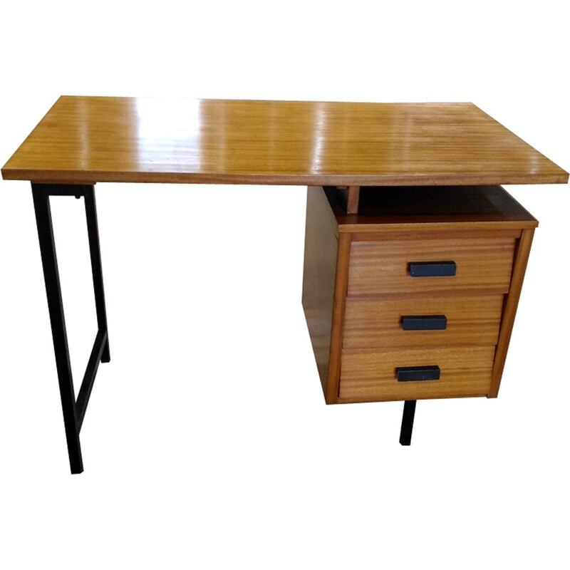 Mid-century CM172 desk by Pierre Paulin for Thonet - 1950