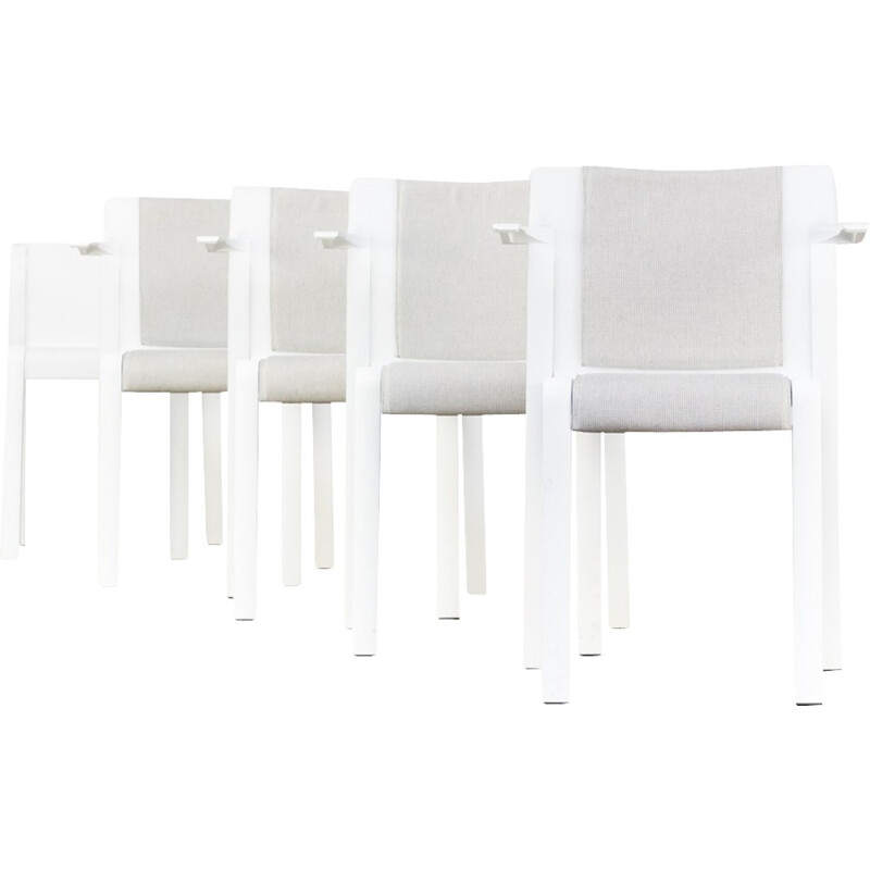 Vintage set of 5 dining chairs by Ahrend de Cirkel - 1990s