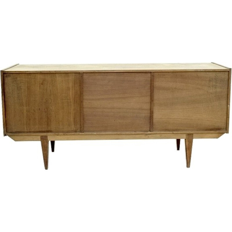 Mid-century oak sideboard for Magnani - 1960s