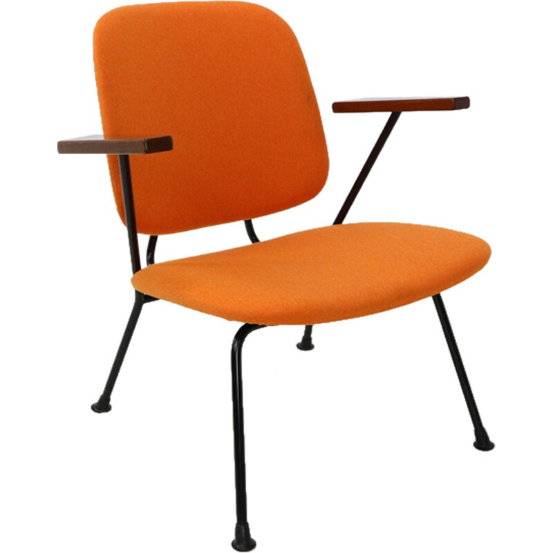 Armchair by W.H. Gispen for Kembo - 1950s