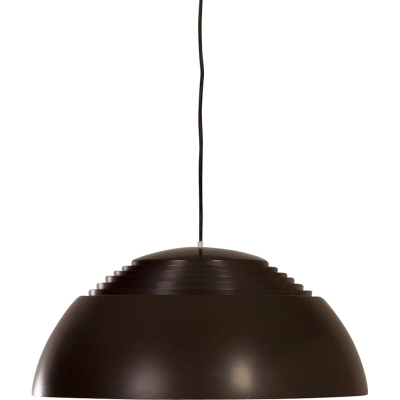Vintage AJ Hanging Lamp by Arne Jacobsen for Louis Poulsen - 1980s