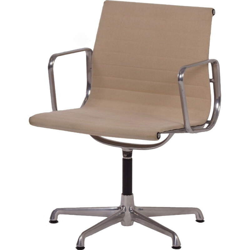 Vintage Eames Chair EA 108 by Charles and Ray Eames for ICF, Italy - 1980s