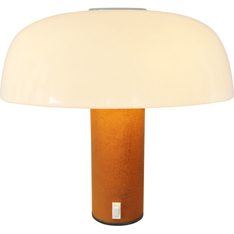 Vintage Table Lamp by Hillebrand Lighting - 1970s