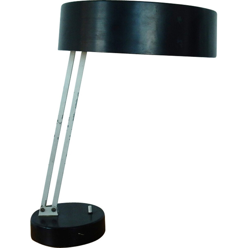 Desk Lamp by H. Busquet for Hala Zeist - 1960s