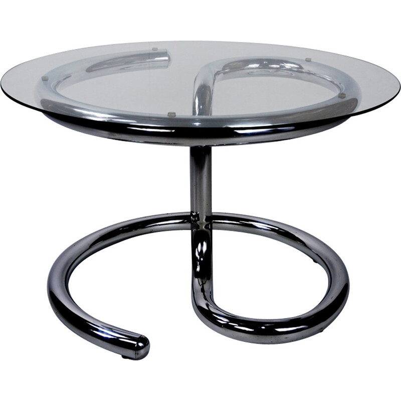 Mid-century Coffee table Anaconda by Paul Tuttle for Strässle - 1970s