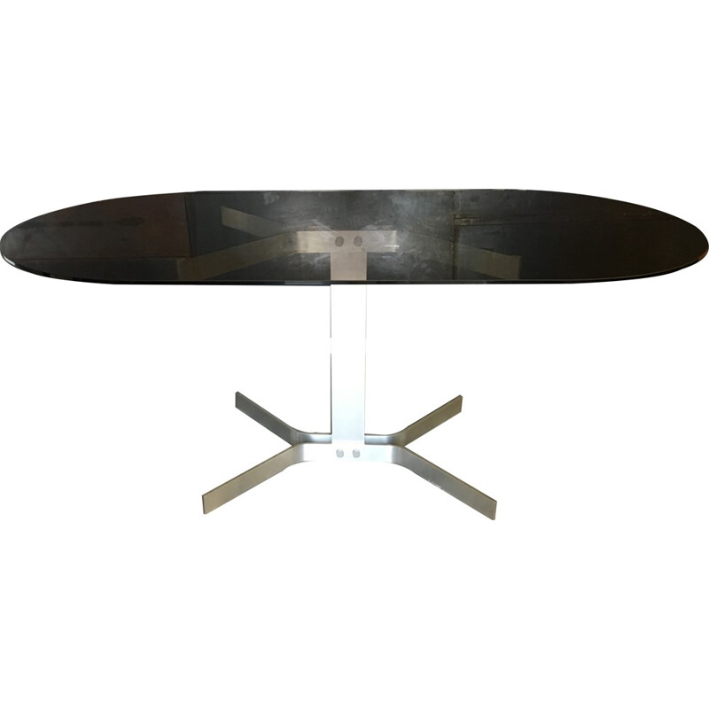 Vintage french table by Pierre Vandel - 1970s