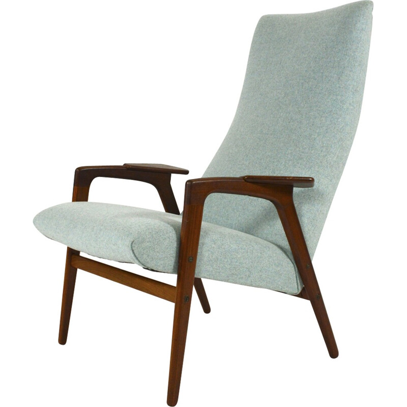 "Vintage ""Ruster"" chair by Yngve Ekstrom for Pastoe - 1950s"